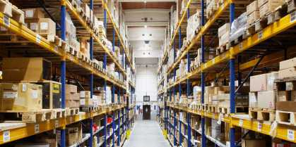 Warehouse and shop software